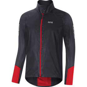 GORE WEAR C5 Gore-Tex Shakedry 1985 Vis Jacket Herre black/red